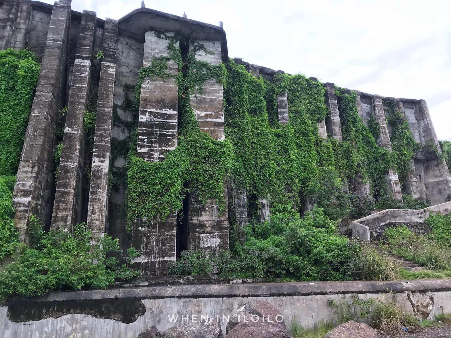 Ruins of Alcatraz Roxas City