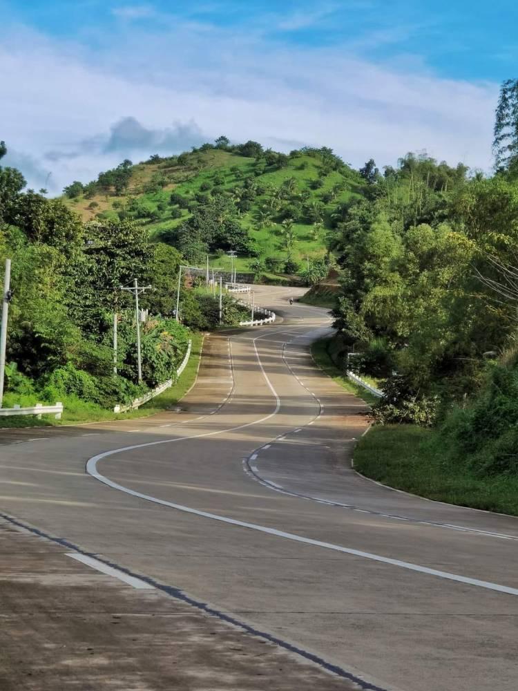 San Rafael road