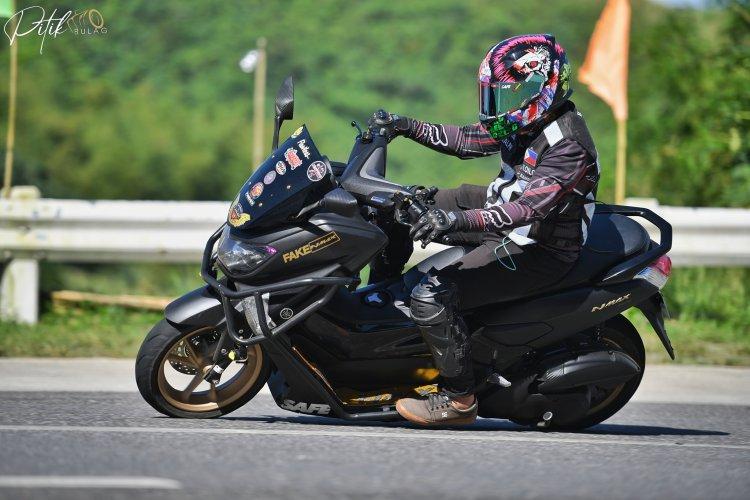 Motorcycle ride San Rafael