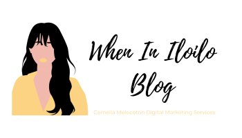 When in Iloilo Blog