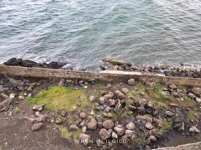 Infinity Pool Ruins of Alcatraz