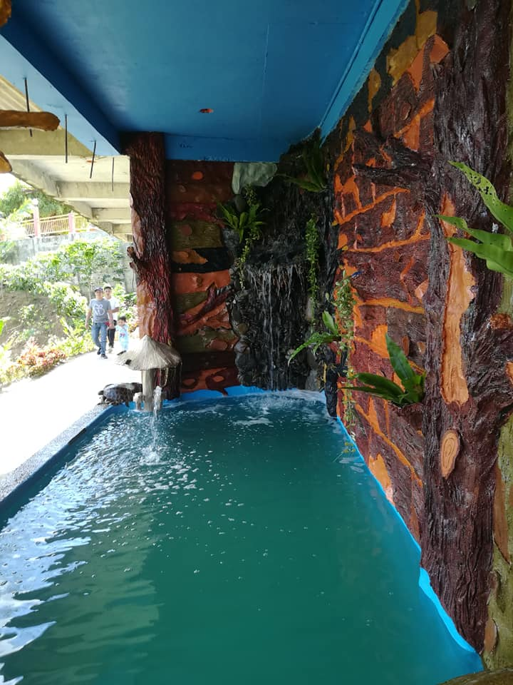 Mizpah Garden Swimming Pool