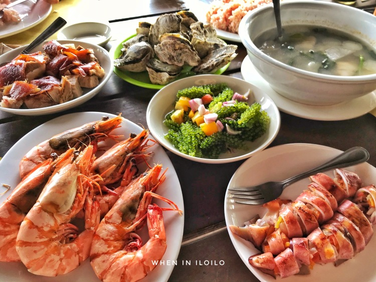 Breakthrough Restaurant seafood