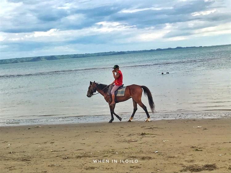 Horse riding in Villa