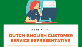 Dutch-English Customer Service representative-2